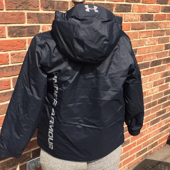 Under Armour Ua ColdGear Yonders Jacket Big Kids